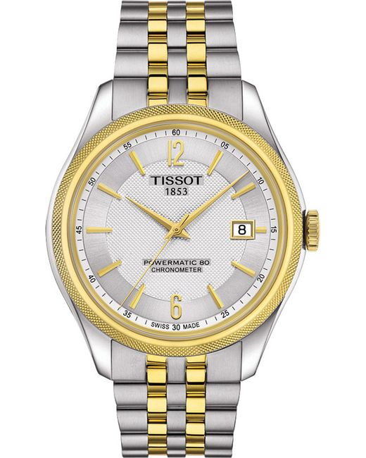 Tissot | Metallic T1084082203700 Ballade Stainless Steel Automatic Watch for Men | Lyst
