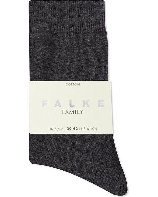 Falke   Gray Family Ankle Socks   Lyst