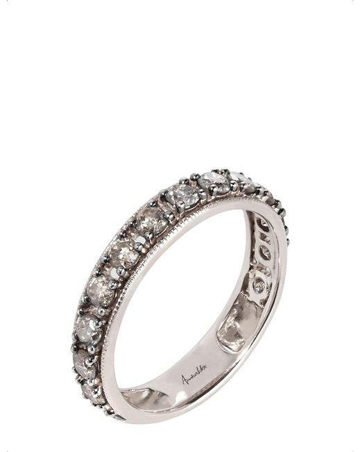 Annoushka - Metallic Dusty Diamonds 18ct White-gold - Lyst