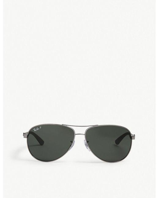 2bfcc36fa6 Ray-Ban - Multicolor Rb8313 Tech Aviator Sunglasses for Men - Lyst