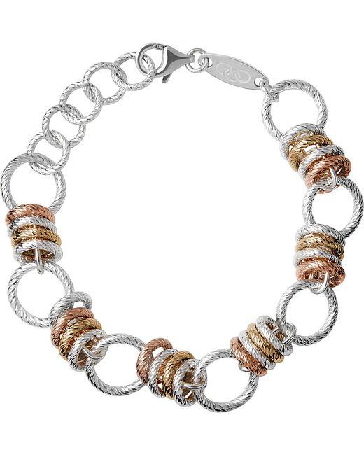Links of London | Metallic Aurora Link Large Bracelet | Lyst