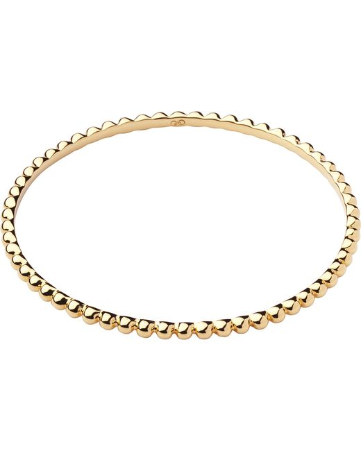 Links of London | Metallic Effervescence Essentials Gold Bangle | Lyst