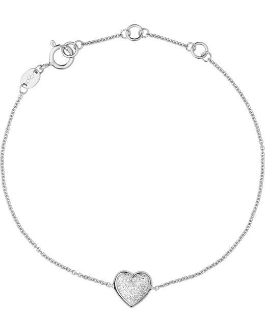 Links of London | Metallic Diamond Essentials Sterling Silver Pave Bracelet | Lyst
