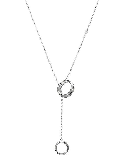Links of London | Metallic Effervescence Big Bubble Pendant Necklace | Lyst