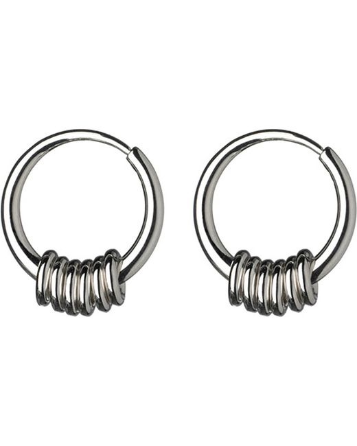 Links of London | Metallic Sweetie Sterling Silver Hoop Earrings | Lyst