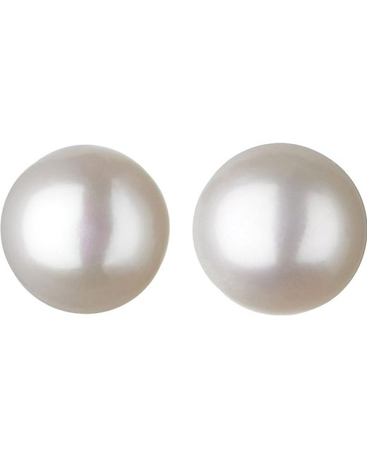 Links of London | Effervescence White Pearl Stud Earrings | Lyst