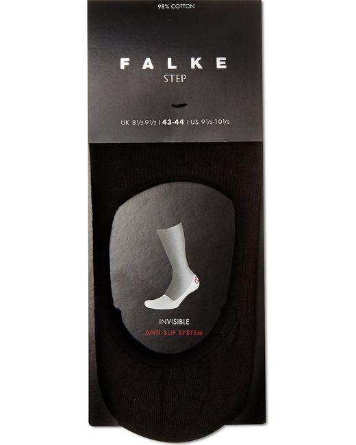Falke - Black Invisible Step Sock for Men - Lyst