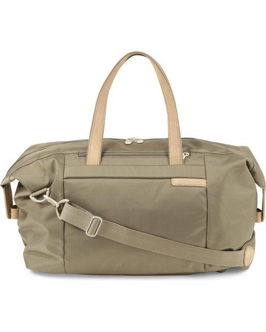 Briggs & Riley | Natural Baseline Large Weekender Bag | Lyst