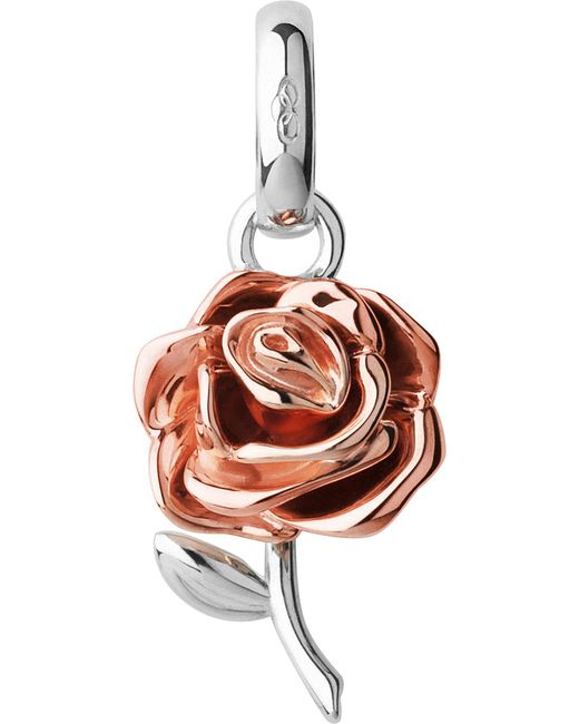 Links of London | Metallic Mothers Day Sterling Silver And 18ct Rose Gold-vermeil Charm | Lyst