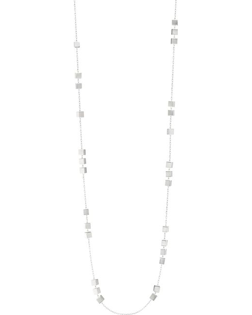 Georg Jensen - Metallic Aria Sterling Silver Sautoir Necklace - Lyst