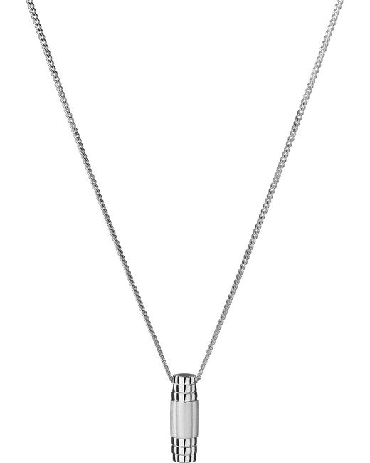 Links of London   Metallic Venture Sterling Silver Pendant Necklace   Lyst
