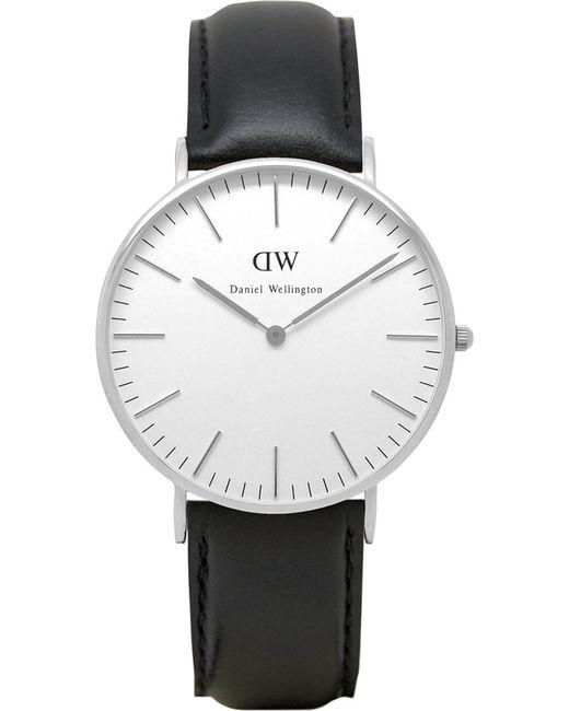 Daniel Wellington - Black 0608dw Classic Sheffield Ladies Watch - Lyst