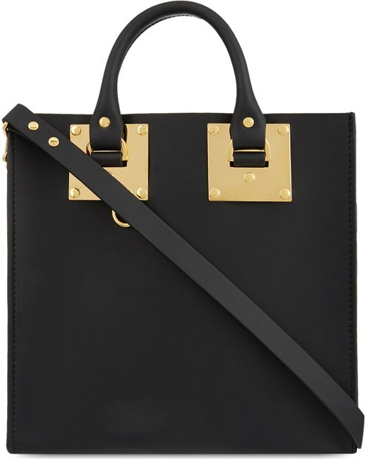 Sophie Hulme - Black Albion Square Small Shopper - For Women - Lyst