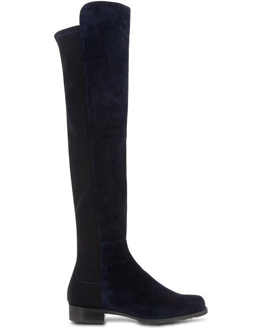 Stuart Weitzman - Gray Boots - Lyst