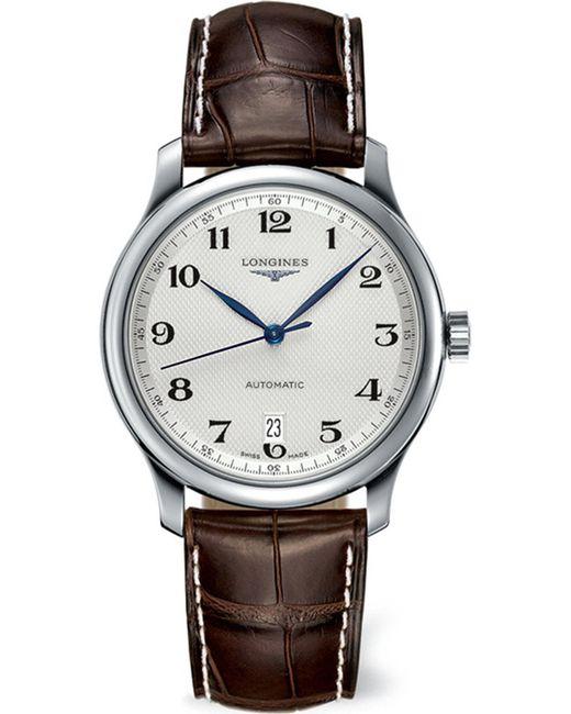 Longines | Metallic L26284785 Master Watch | Lyst