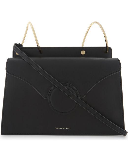 Danse Lente - Black Phoebe Leather Shoulder Bag - Lyst