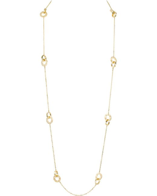 Cartier | Metallic Love 18ct Gold Necklace | Lyst