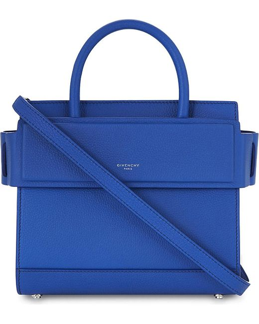 Givenchy | Blue Horizon Mini Leather Cross-Body Bag | Lyst