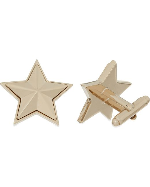 Givenchy | Metallic Star Cufflinks for Men | Lyst