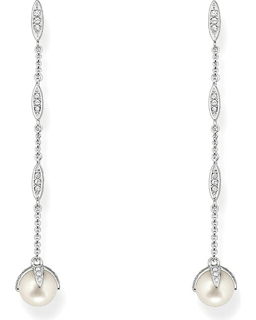 Thomas Sabo | Metallic Sterling Silver | Lyst