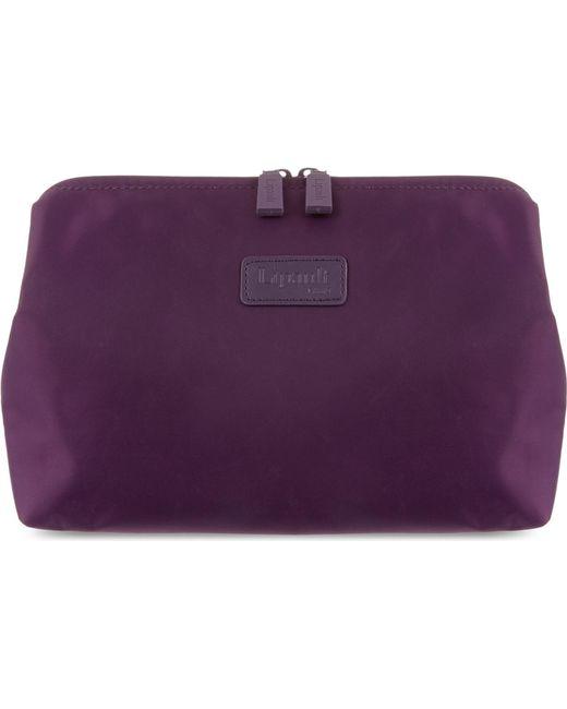 Lipault | Purple Toilet Kit | Lyst