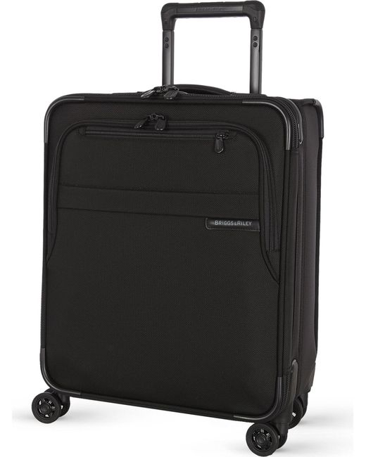Briggs & Riley - Black Intern Four-wheel Spinner Suitcase 53cm for Men - Lyst