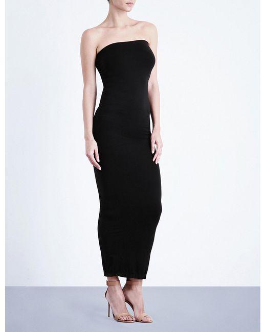 Wolford - Black Fatal Seamless Stretch-jersey Dress - Lyst