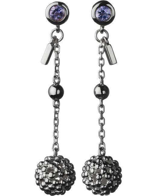 Links of London   Metallic Effervescence Bubble Stiletto Sterling Silver Earrings   Lyst