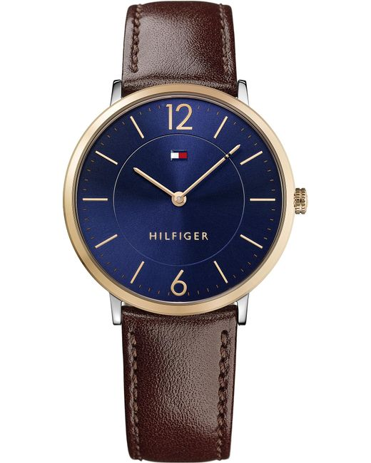 Tommy Hilfiger - Blue 1710354 Ultra Slim Stainless Steel Watch for Men - Lyst
