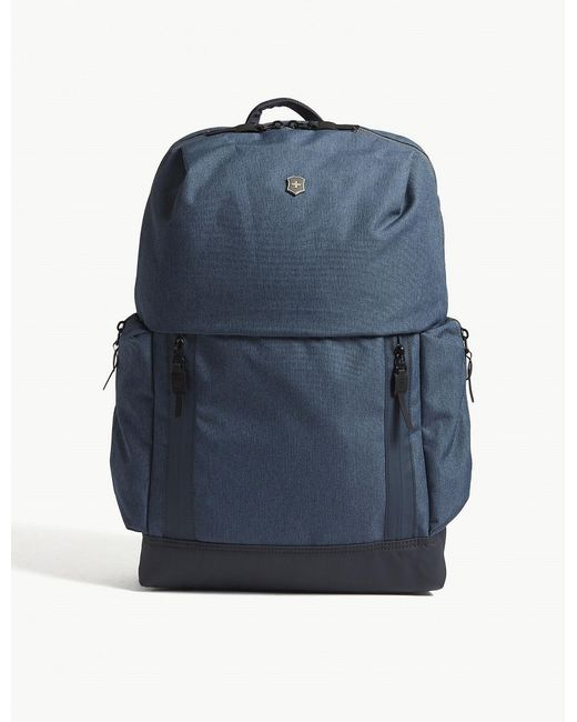 """Victorinox - Blue Altmont Classic Deluxe 15"""" Laptop Backpack - Lyst"""