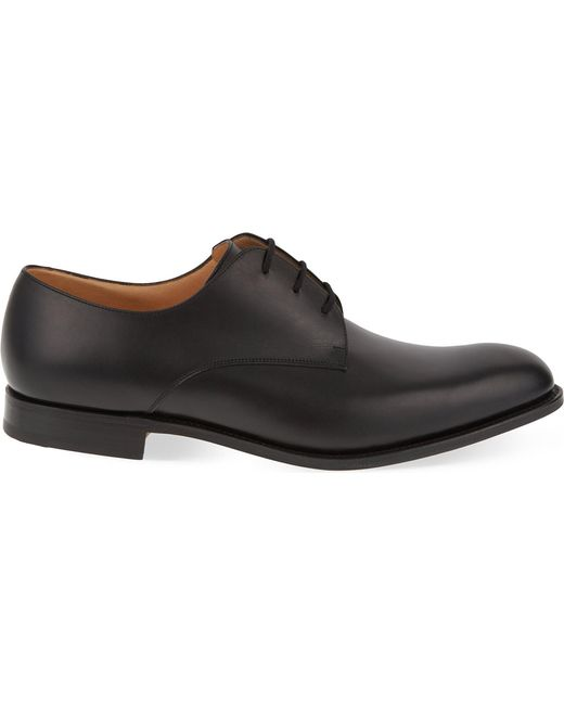 Church's - Black Oslo Leather Derby Shoes for Men - Lyst