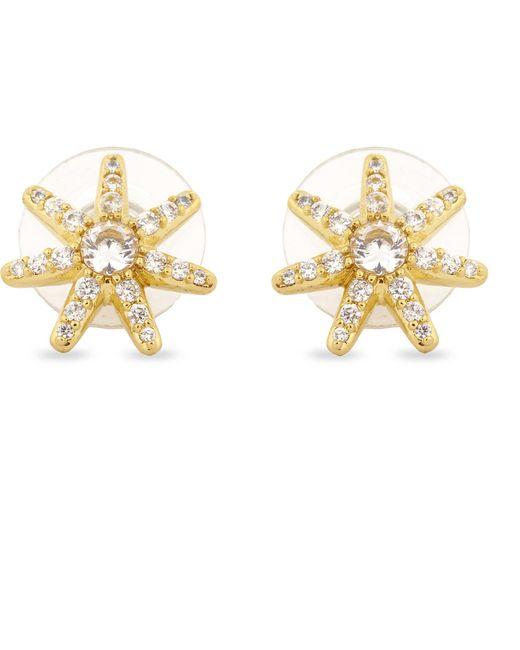 Kate Spade - Metallic Seeing Stars Stud Earrings - Lyst