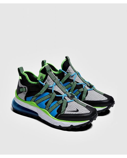 4066aeb8710c big discount ced84 22ffc nike green air max 270 bowfin for men lyst .