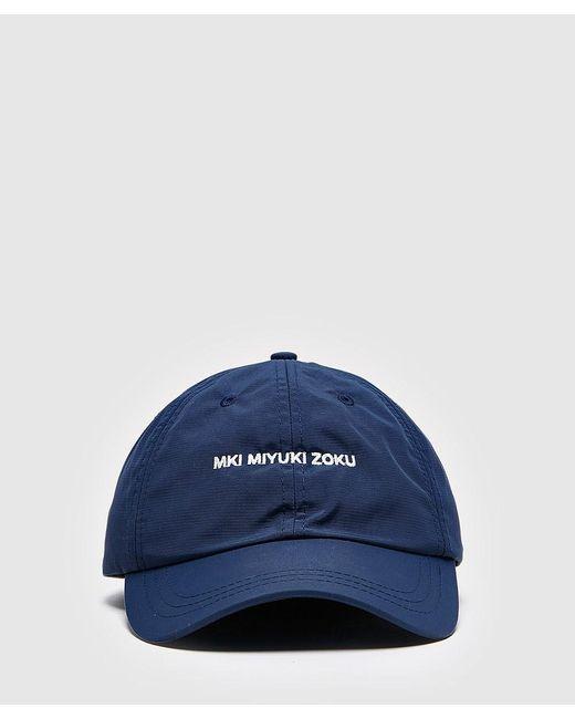 MKI Miyuki-Zoku - Blue Ripstop Nylon Cap for Men - Lyst ... b2273bc323a6