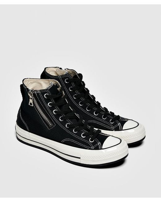 f1e46903e2b ... Converse - Black Riri Zip X Chuck 70 Sneaker for Men - Lyst ...