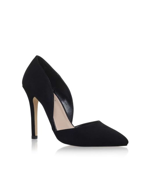 Carvela Kurt Geiger - Black Lexi2 High Heel Court Shoes - Lyst