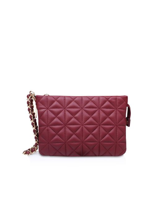 Vince Camuto - Red Doyle Crossbody Across-body Bag - Lyst