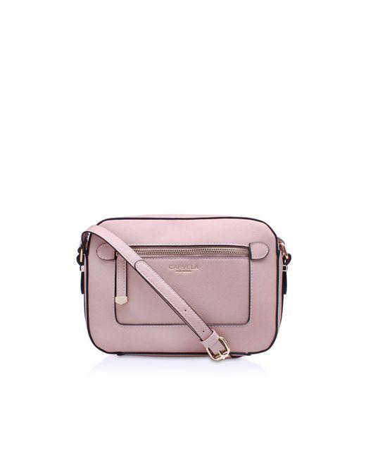 Carvela Kurt Geiger | Pink Mia2 X Body Bag | Lyst
