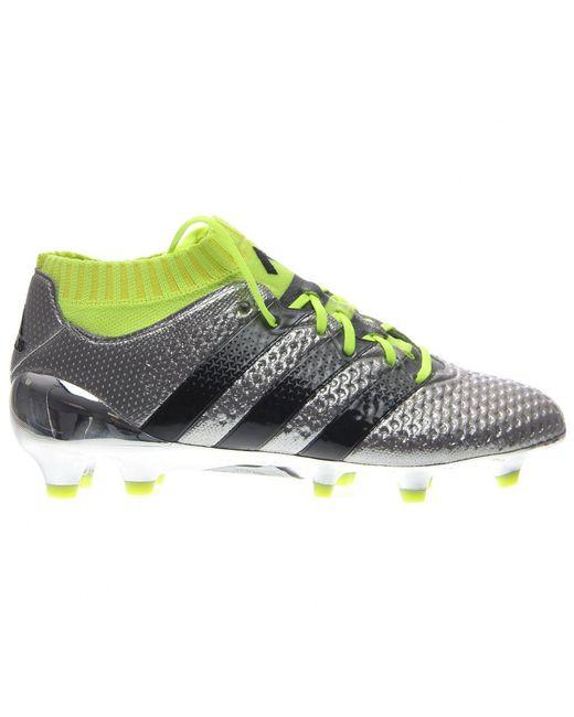 sports shoes 88fcc 3e517 Men's Metallic Ace 16.1 Primeknit Fg J