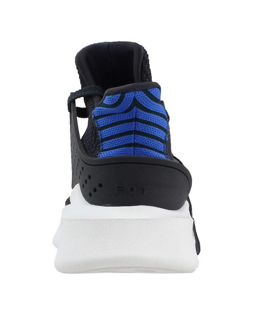 ... Adidas - Black Eqt Basketball Adv for Men - Lyst ... a0d1cdc71