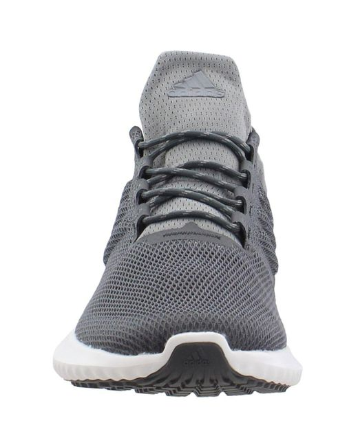 60044a2f97216 ... Adidas - Gray Alphabounce City Run Climacool for Men - Lyst ...