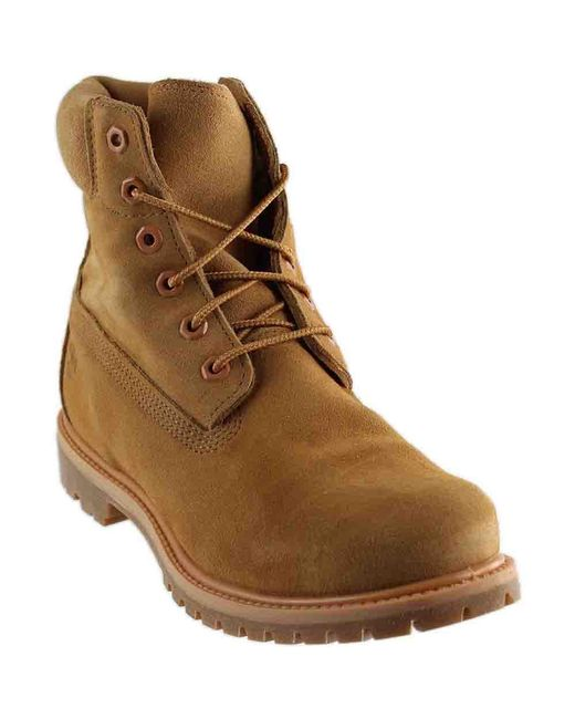 "Timberland - Brown 6"" Icon - Lyst"