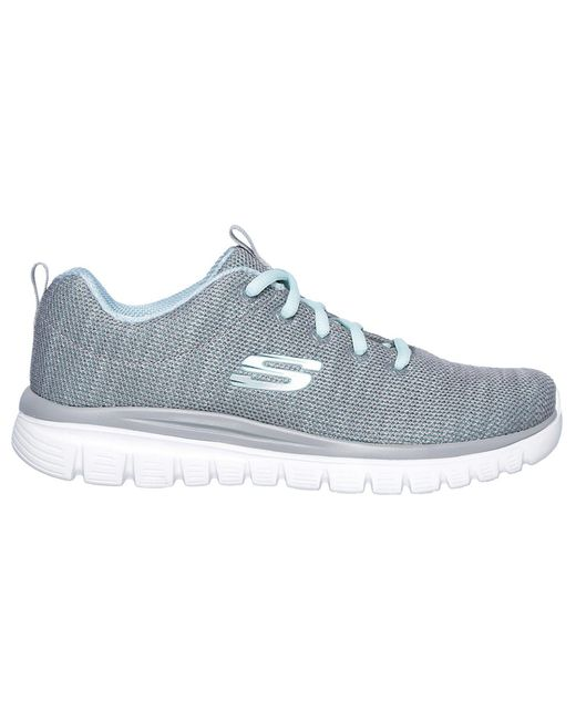 Skechers - Multicolor Graceful - Twisted Fortune - Lyst
