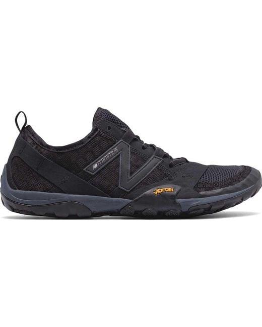 New Balance - Black Minimus 10v1 Trail Running Shoe for Men - Lyst