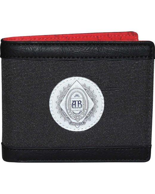 Buxton - Black Budweiser Slimfold Wallet for Men - Lyst