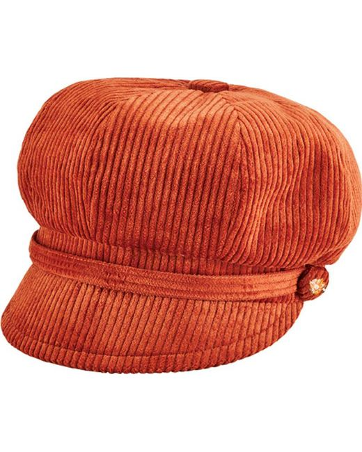 58affcce San Diego Hat Company - Multicolor Wide Wale Corduroy Baker Newsboy Cap  Cth8126 - Lyst