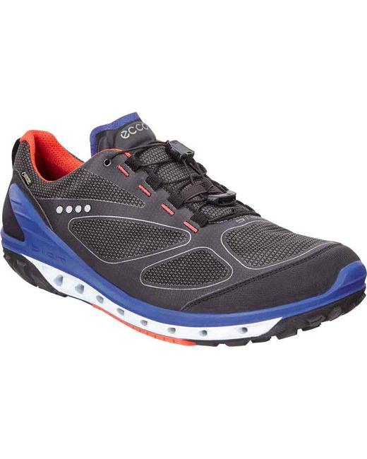 9e0ea4286ac Ecco - Black Biom Venture Gore-tex Sneaker for Men - Lyst ...