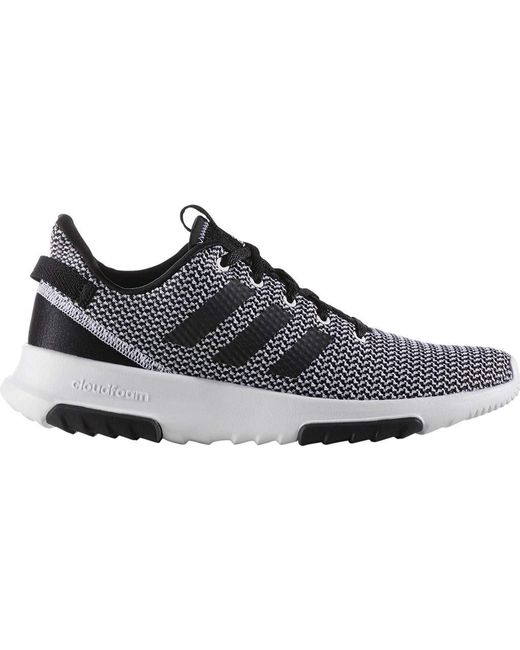 Adidas - Black Neo Cloudfoam Racer Tr Running Shoe for Men - Lyst ... 4d2c1ce04
