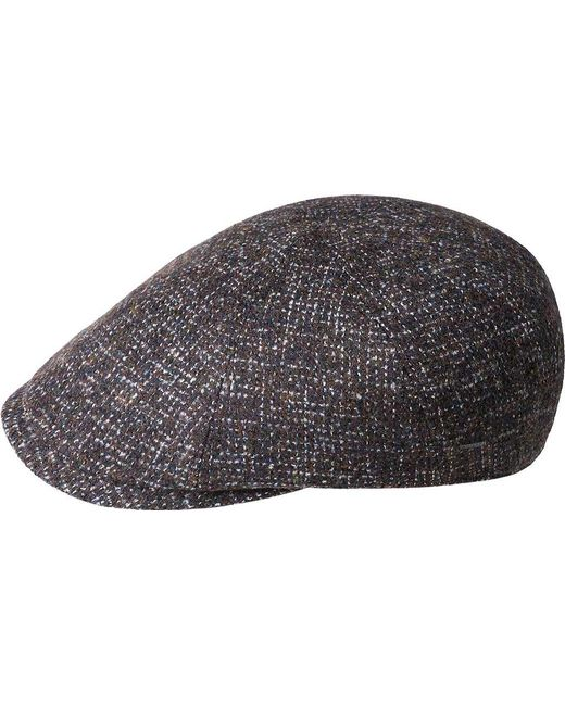 bcdb94d0 Lyst - Bailey of Hollywood Noah Flat Cap 25515 in Gray for Men