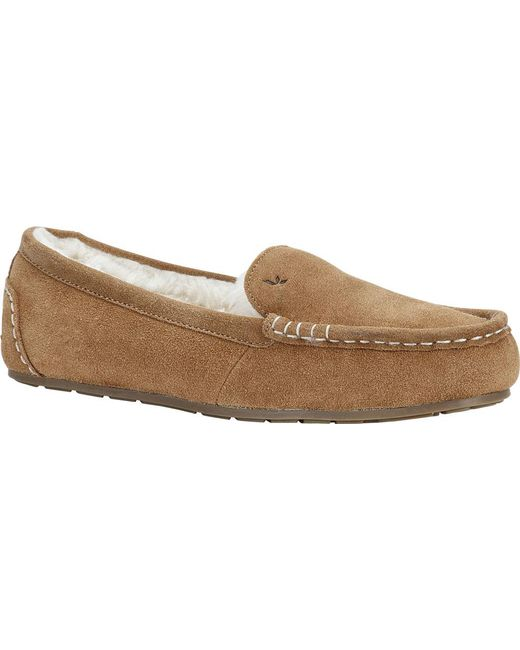 Ugg - Natural Lezly Moccasin - Lyst
